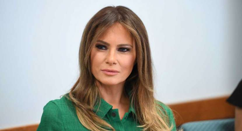 Melania Trump undergoes 'successful' kidney surgery at Walter Reed Medical Centre