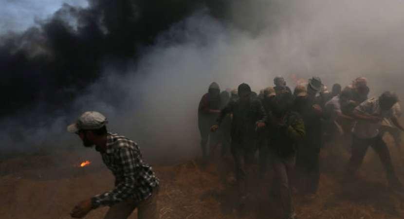 Israel kills 55 Palestinians as US opens embassy in Jerusalem