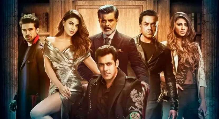 Salman dominates proceedings in 'Race 3' trailer
