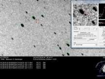 Scientists reports that the asteroid made a safe distance from Earth at 6:05 p.m. EDT at a distance of about 126,000 miles