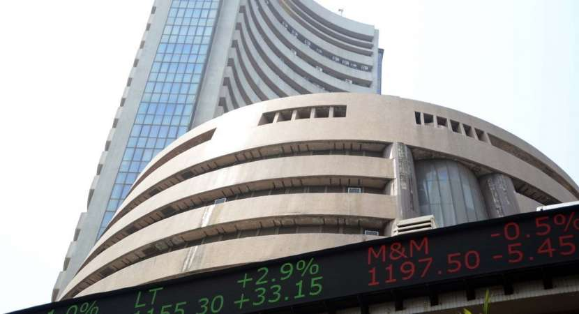Equity indices in red; capital goods, banking stocks slump