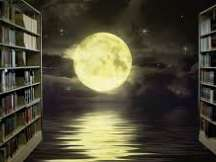 New technology to install library on moon: Credit goes to Rochester man