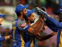 IPL 2018: Rajasthan beat Bangalore in IPL tie