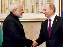 Talks with Putin to further strengthen ties: Modi