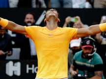 Rafael Nadal defeats Zverev to win 8th Italian Open title