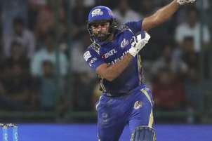 Rohit Sharma fails to cross 300 run mark in IPL 2018