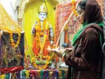 Pakistan government has decided to release Rs 20 million to renovate the Krishna temple