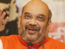 Don't preach to us about democracy, Amit Shah tells Congress