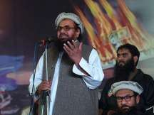 Nawaz Sharif shouldn't engage in politics: Hafiz Saeed