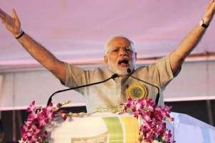 BJP's 4th Anniversary: Modi government launches media blitzkrieg