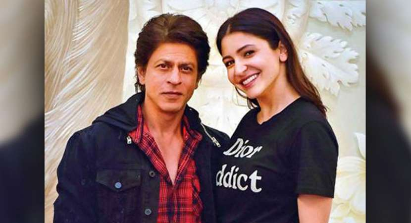 Shah Rukh Khan in NASA only for 'Zero'
