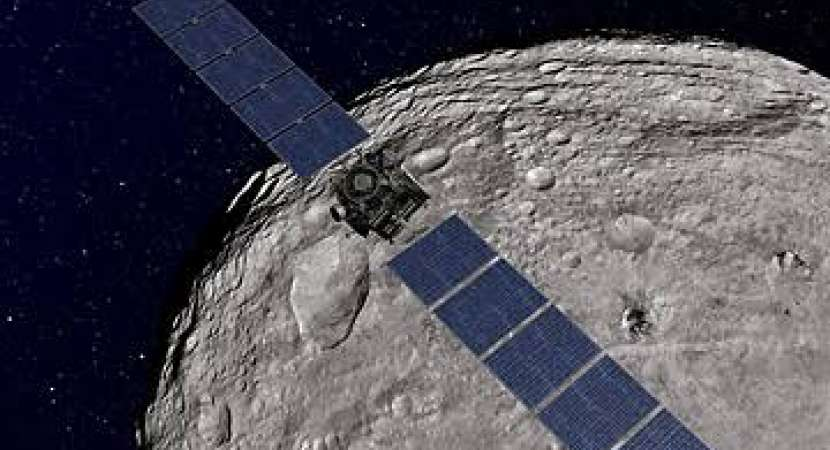 NASA's Dawn probe moving to lowest-ever orbit around Ceres