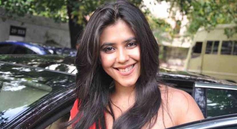 I am ageing backwards, says birthday girl Ekta Kapoor