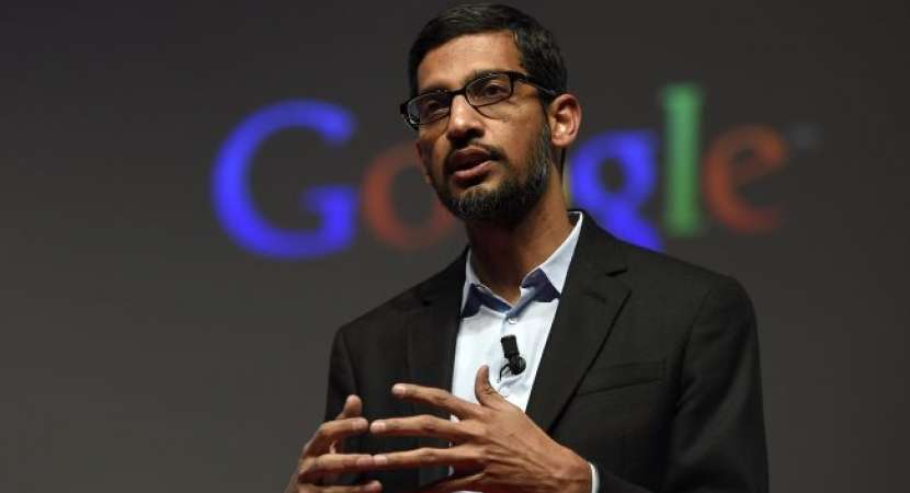 Google won't deploy Artificial Intelligence (AI) to build military weapons, saya Sundar Pichai