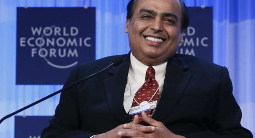 Ambani has kept salary, perquisites and allowances and commission together at Rs 15 crore from company Reliance Industries
