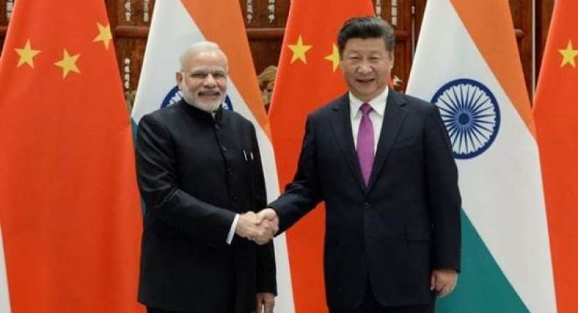 Prime Minister Narendra Modi and Chinese President Xi Jinping discussed the economic ties between the two countries.