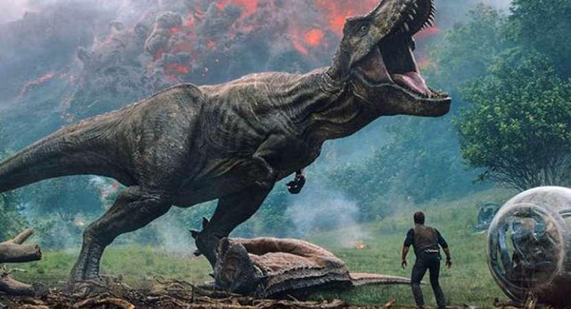 'Jurassic World: Fallen Kingdom': The latest is the best Dino film ever