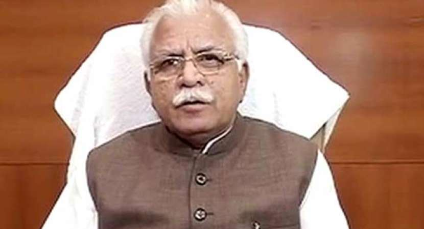 Haryana CM Manohar Lal Khattar puts sports notification on hold after controversy