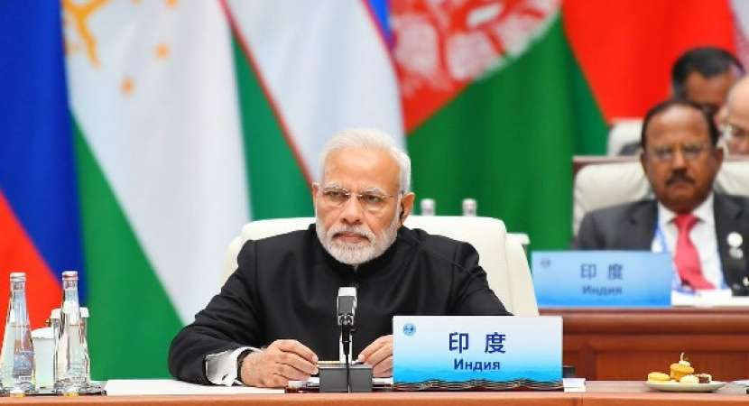 At SCO Summit, India refuses to back Belt and Road