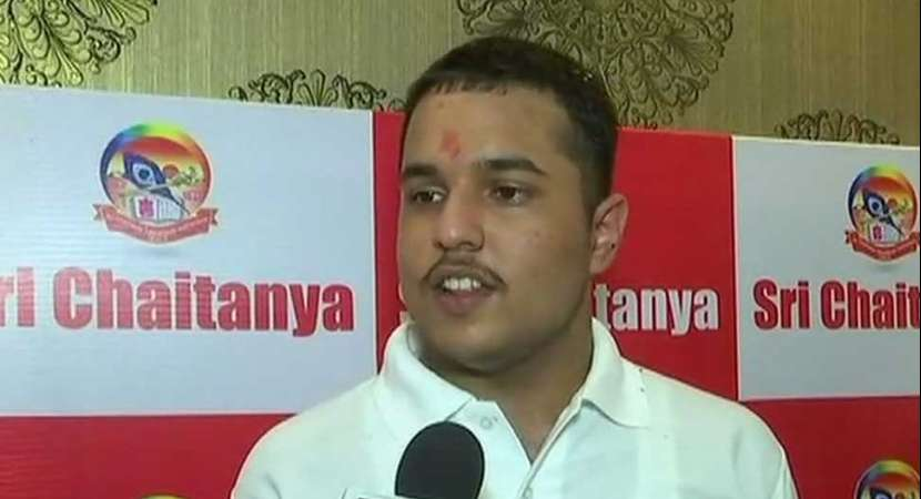 IIT JEE results 2018: Solving past question papers helped, says topper Pranav Goyal