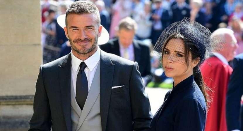 Former Spice Girl Victoria Beckham dismisses divorce rumours