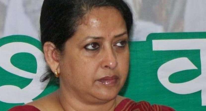 My father not rejoining politics, says Sharmistha Mukherjee