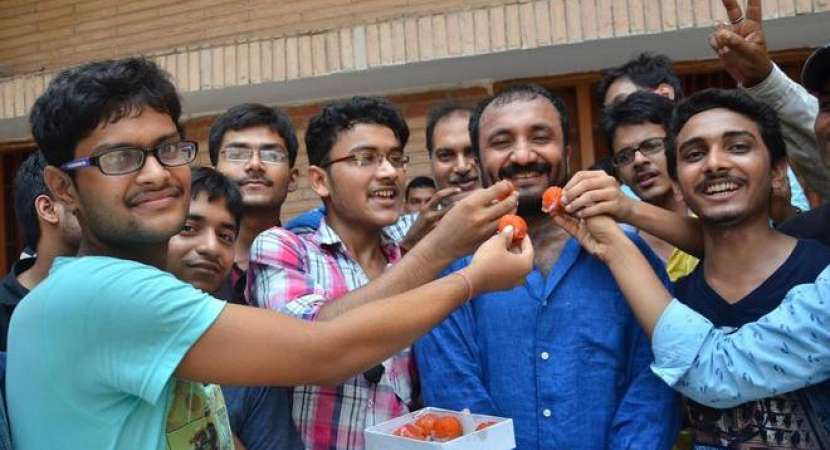 Twenty-six out of 30 students from Bihar's 'Super 30' Academy have cracked the IIT-JEE (Advanced)
