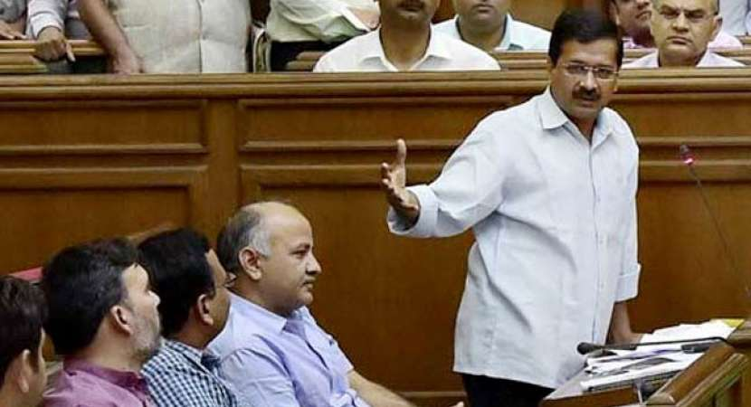 Will seek votes for BJP if Delhi granted full statehood, says CM Arvind Kejriwal