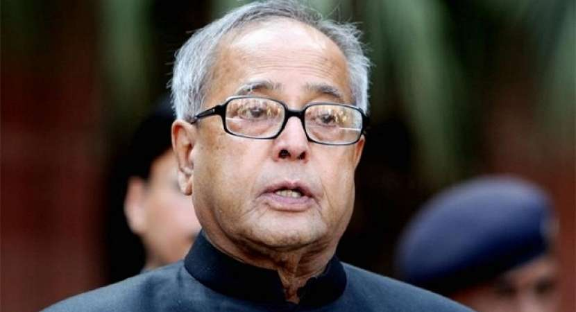 Former President Pranab Mukherjee not invited for Congress' Iftar party