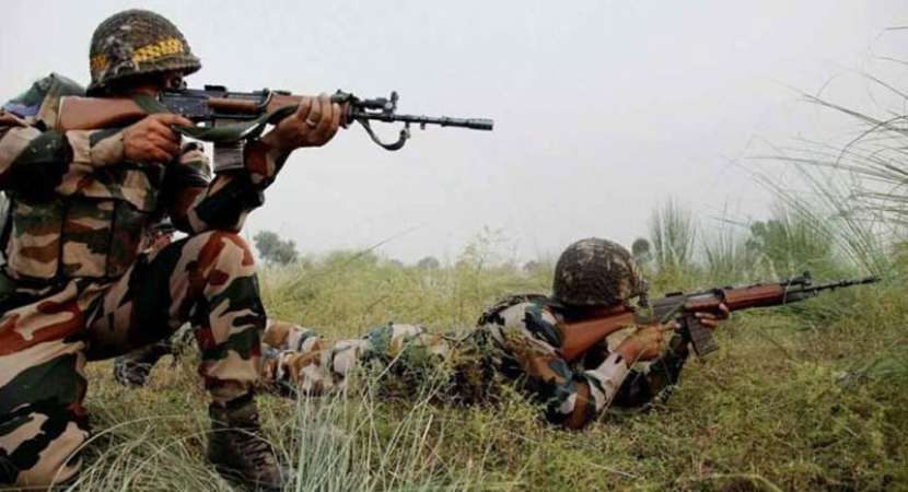 Four BSF troopers killed in Pakistan firing on J-K border