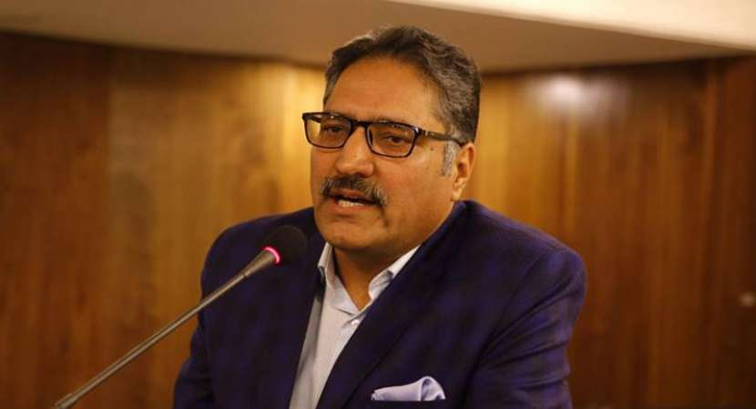 'Rising Kashmir' editor Shujaat Bukhari shot dead