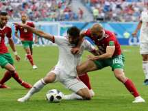 FIFA 2018: Iran pip Morocco in Group B