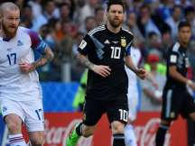 FIFA World Cup: Messi regrets missing penalty against Iceland