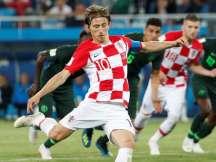 FIFA World Cup: Croatia beat Nigeria 2-0, go top of Group D