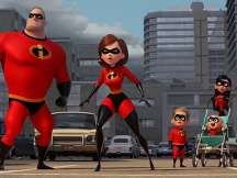 Incredibles 2 smashes animation box office record in North America
