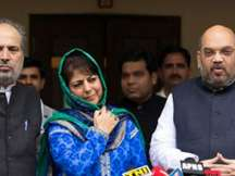 BJP quits J&K government, ends alliance with PDP