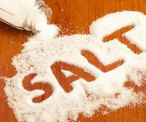 High salt intake is the root cause of high blood pressure