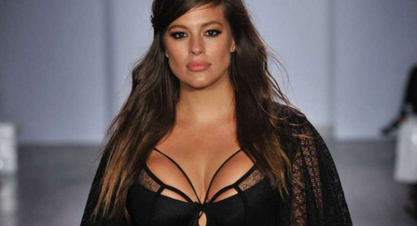 American model Ashley Graham