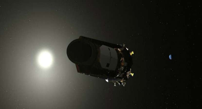 NASA prepares to extract data as Kepler runs 'very low' on fuel