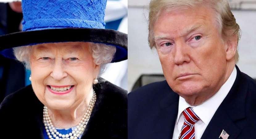 Donald Trump to meet Queen Elizabeth, May on visit next week to Britain