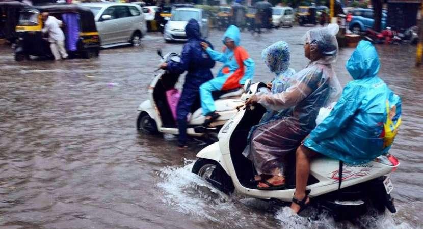 Heavy rains to lash Mumbai till Wednesday: IMD