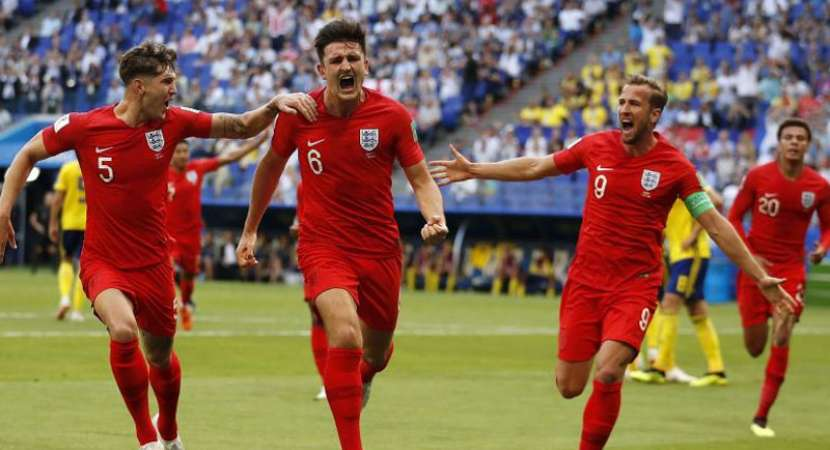 Maguire, Alli take England to FIFA World Cup semis
