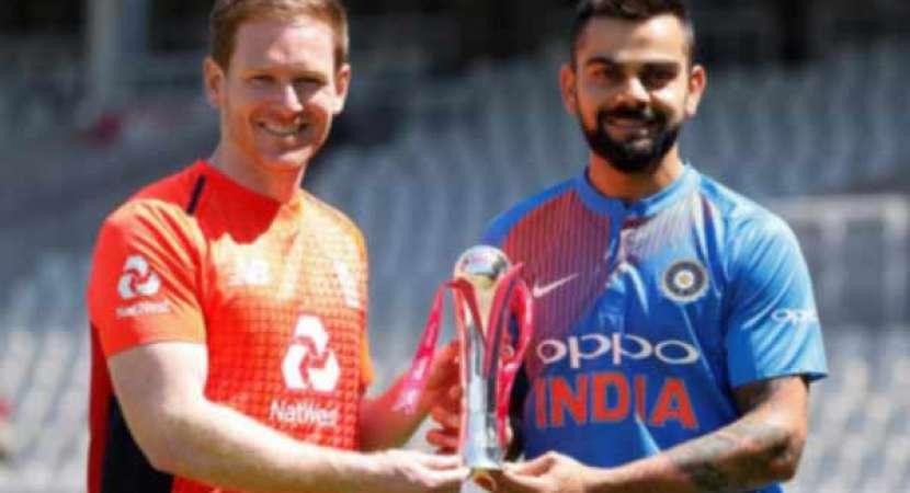 Live Cricket Score, India vs England,3rd T20I at Bristol