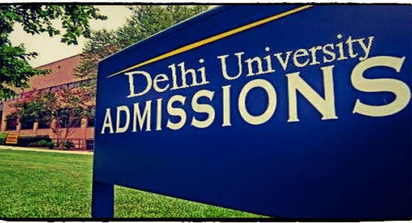 DU merit list under sports quota has been prepared only of those candidates who have registered online