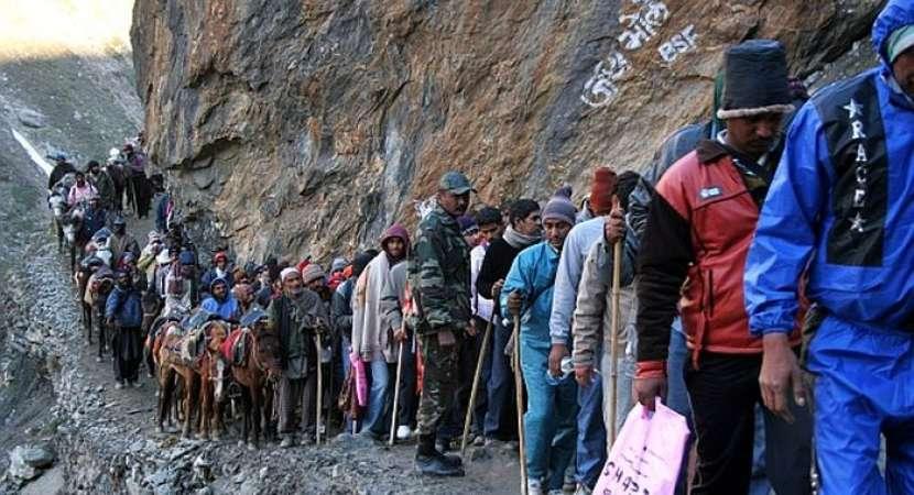 2,966 pilgrims leave for Amarnath as yatra resumes