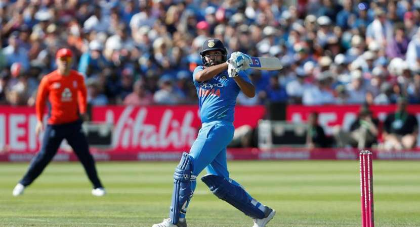 India vs England T20I Highlights: India ride Rohit ton, Pandya four-wicket haul to canter to 7-wicket win