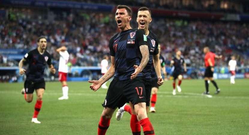 Croatia's Mandzukic says team eager to prove themselves