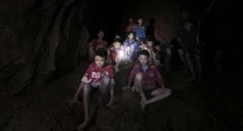 Thailand cave Rescue Operation