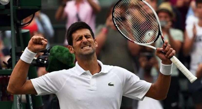 Djokovic advances to Wimbledon quarterfinals