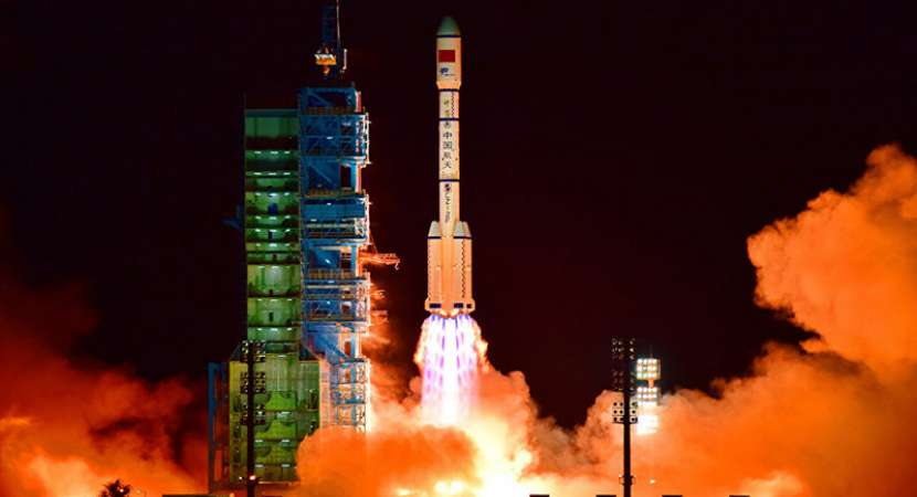 The launch of satellites is space cooperation between China and Pakistan since the launch of PAKSAT-1R, a communication satellite, in August 2011.